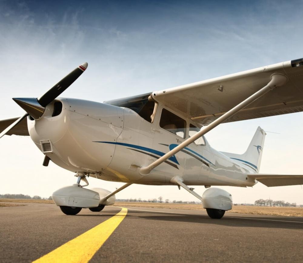 Cessna 172 Flight Trainer