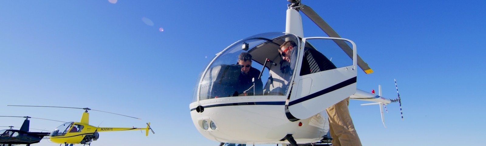 Student Helicopter Pilot