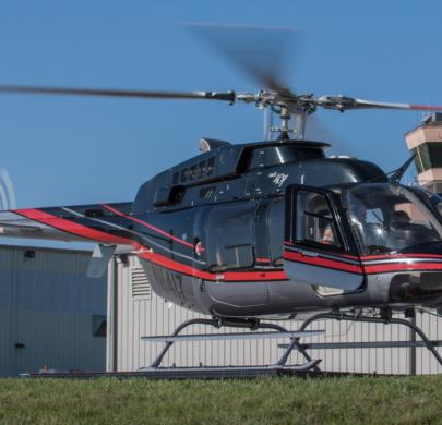 Bell 407 Pilot Training