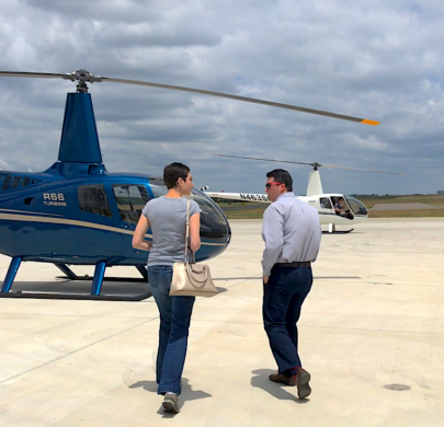 Vertical Magazine Visits Epic Helicopters