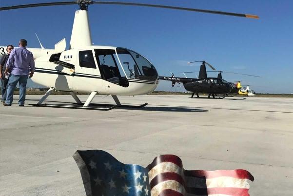 Flight training for veterans