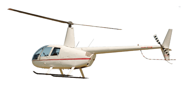 Robinson R44 epic helicopter training