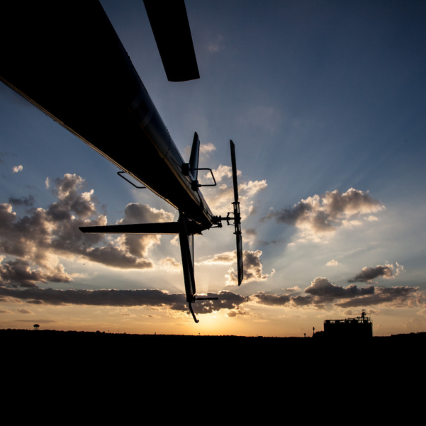 Helicopter Pilot School in Fort Worth Dallas