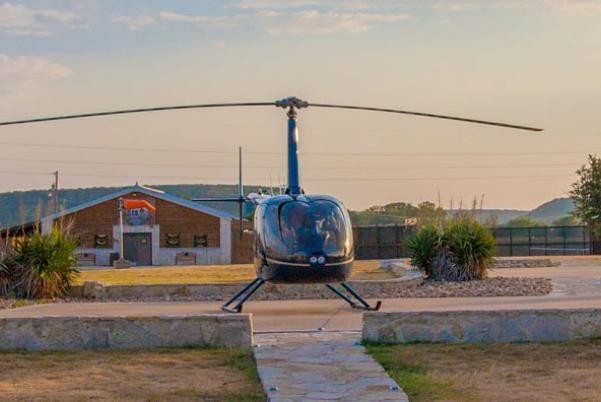 Rough Creek Lodge Epic Helicopter Charters
