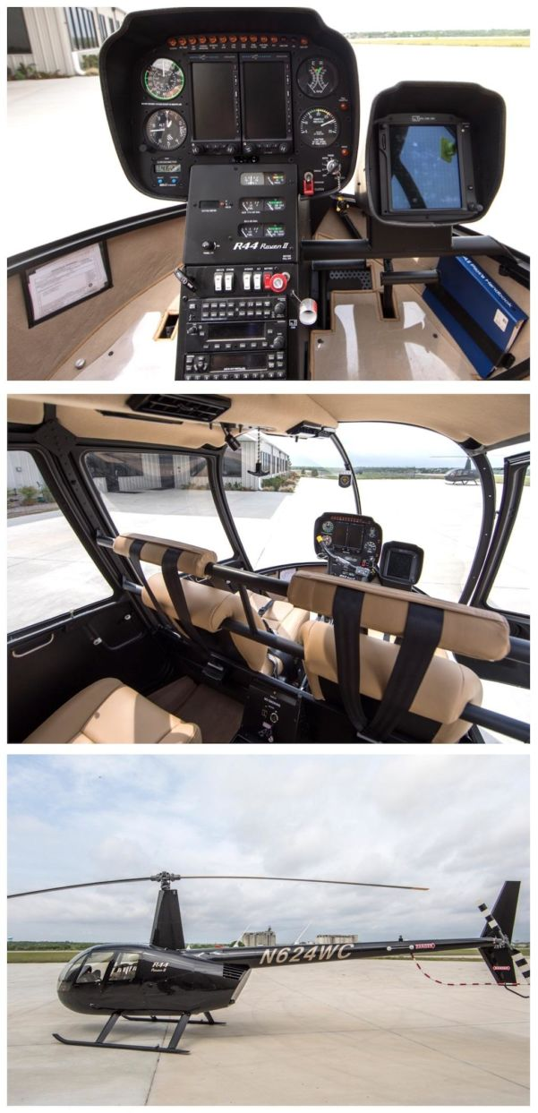 Robinson R44 Helicopter For Sale