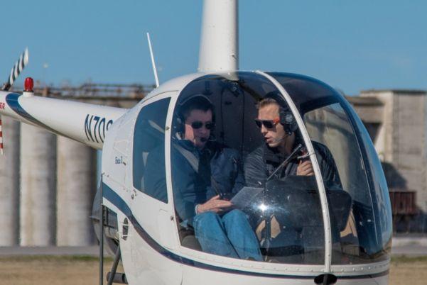 Helicopter Professional Pilot Program