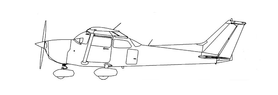 Cessna 172 Outline