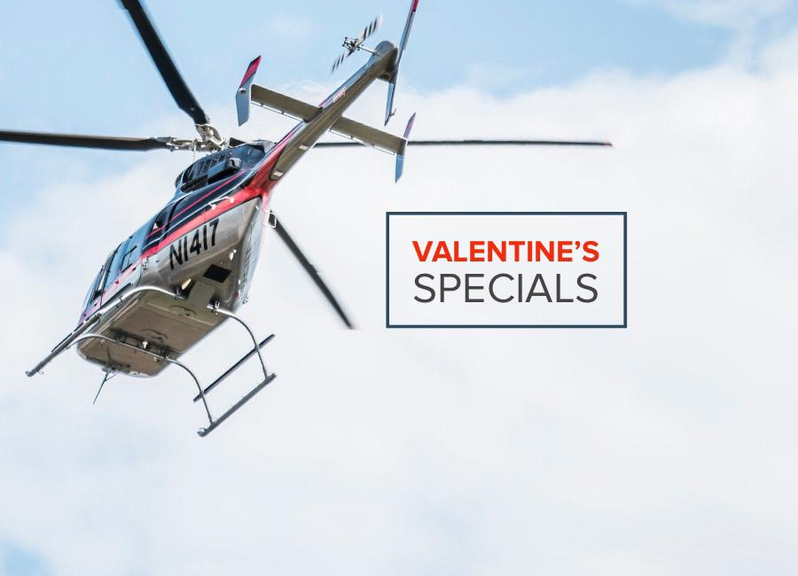 Helicopter Tour Dallas Fort Worth Valentines Day