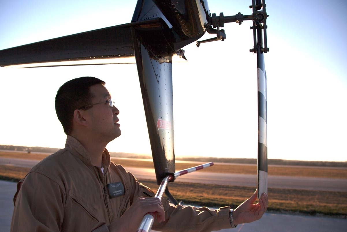 Student Preflight Epic Helicopter